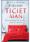 J P Delaney. Ticiet man